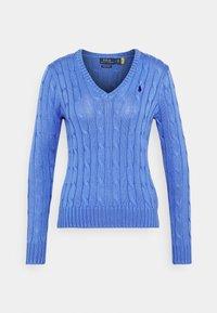 Polo Ralph Lauren - CLASSIC - Jumper - harbor island blu - 3
