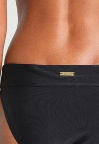 LASCANA - BAND - Bikini bottoms - black - 3