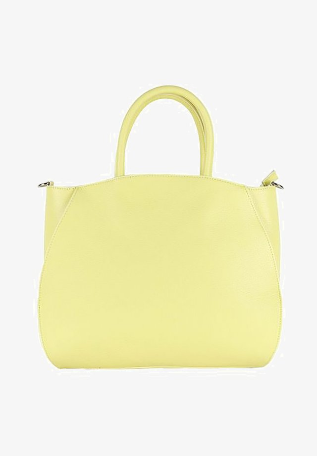 Handbag - neongelb
