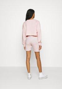 Missguided - CYCLING SET - Sweatshirt - pink - 2