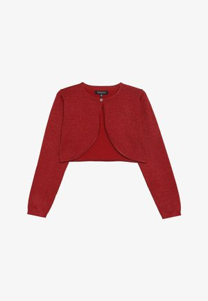 TODDLER TEENS KID TEENAGER - Cardigan - red