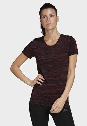 DECODE T-SHIRT - T-shirts med print - black