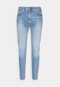 510™ SKINNY - Slim fit jeans - med indigo/flat finish