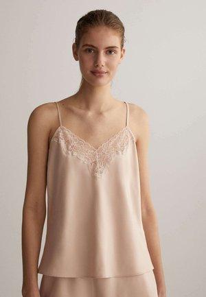 Haut de pyjama - rose