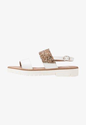 AULNAY - Sandals - blanco