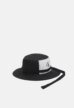 BUCKET UNISEX - Chapeau - black