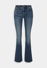 American Eagle - KICK BOOT - Flared Jeans - indigo waters - 0
