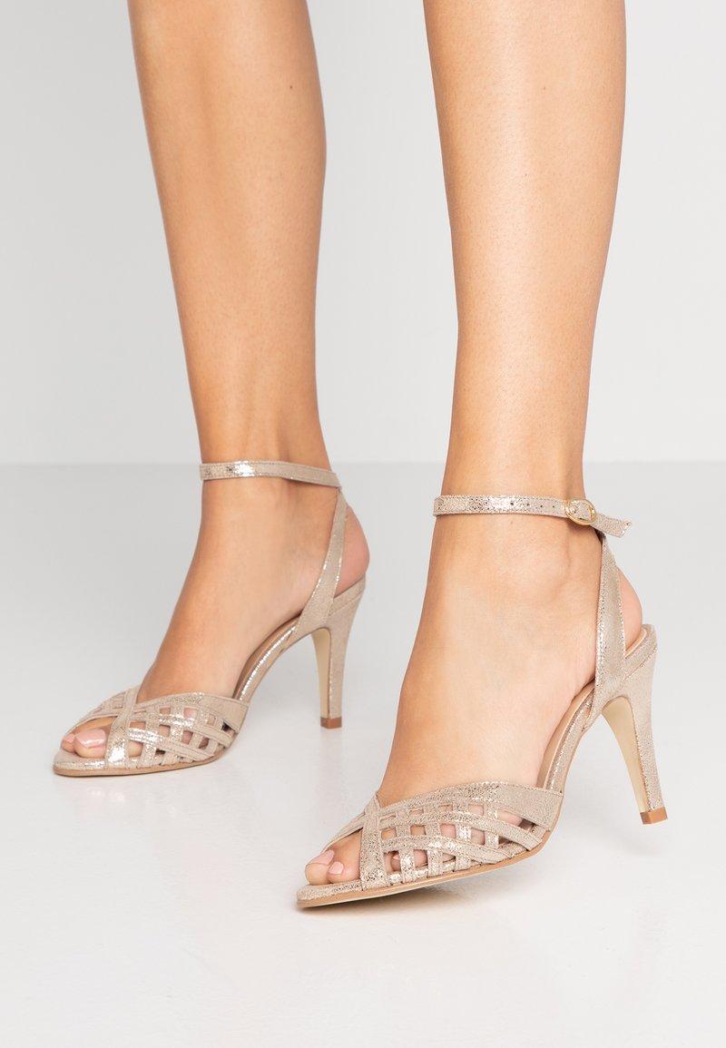 Jonak - DAICHYAN - Sandaler med høye hæler - platine