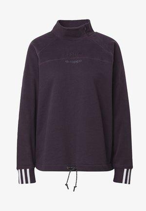R.Y.V. SWEATSHIRT - Sweatshirt - purple