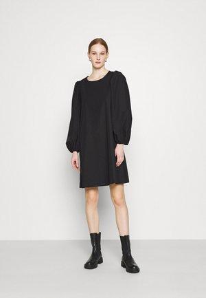 PCTURA DRESS - Day dress - black