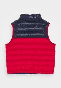 Polo Ralph Lauren - OUTERWEAR VEST - Vesta - red/newport navy - 1