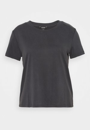 JOLINA - T-shirt basic - black