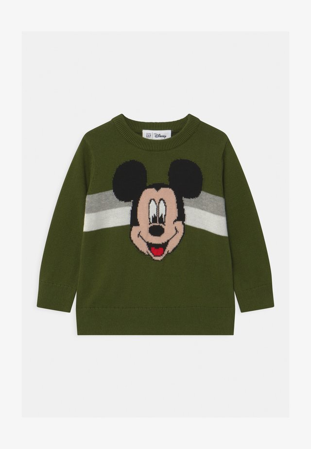 TODDLER BOY DISNEY MICKEY - Maglione - chive