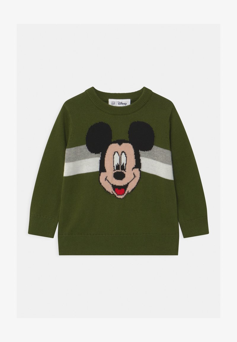 GAP - TODDLER BOY DISNEY MICKEY - Trui - chive