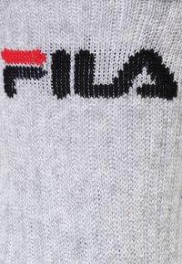 Fila - 6 PACK - Socks - grey - 1