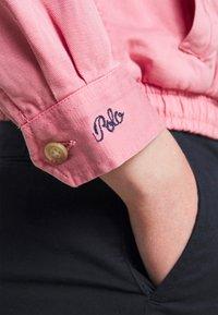 Polo Ralph Lauren - MONTAUK - Džínová bunda - ribbon pink - 7