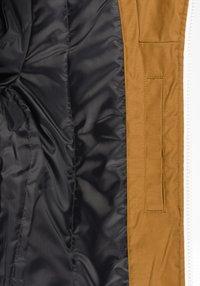 Solid - TILLY - Light jacket - cinnamon - 5