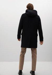 Mango - FARO - Short coat - zwart - 2