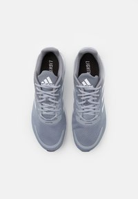 adidas Performance - DURAMO  - Scarpe running neutre - halo silver/footwear white/grey three - 3