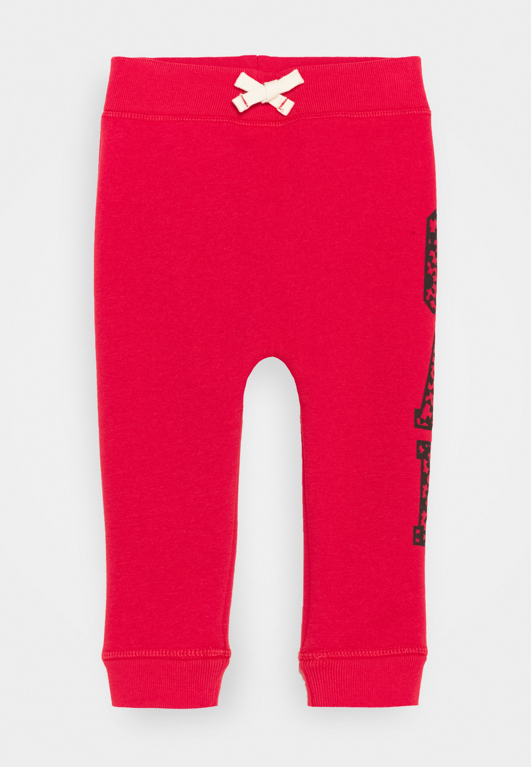 Kids UNISEX - Trousers - modern red