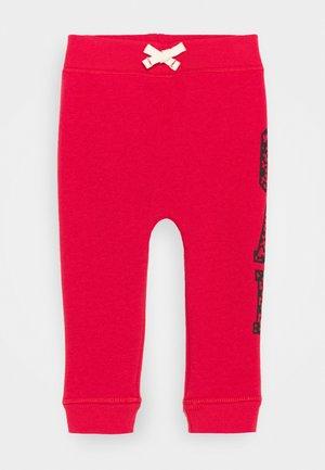 UNISEX - Kalhoty - modern red