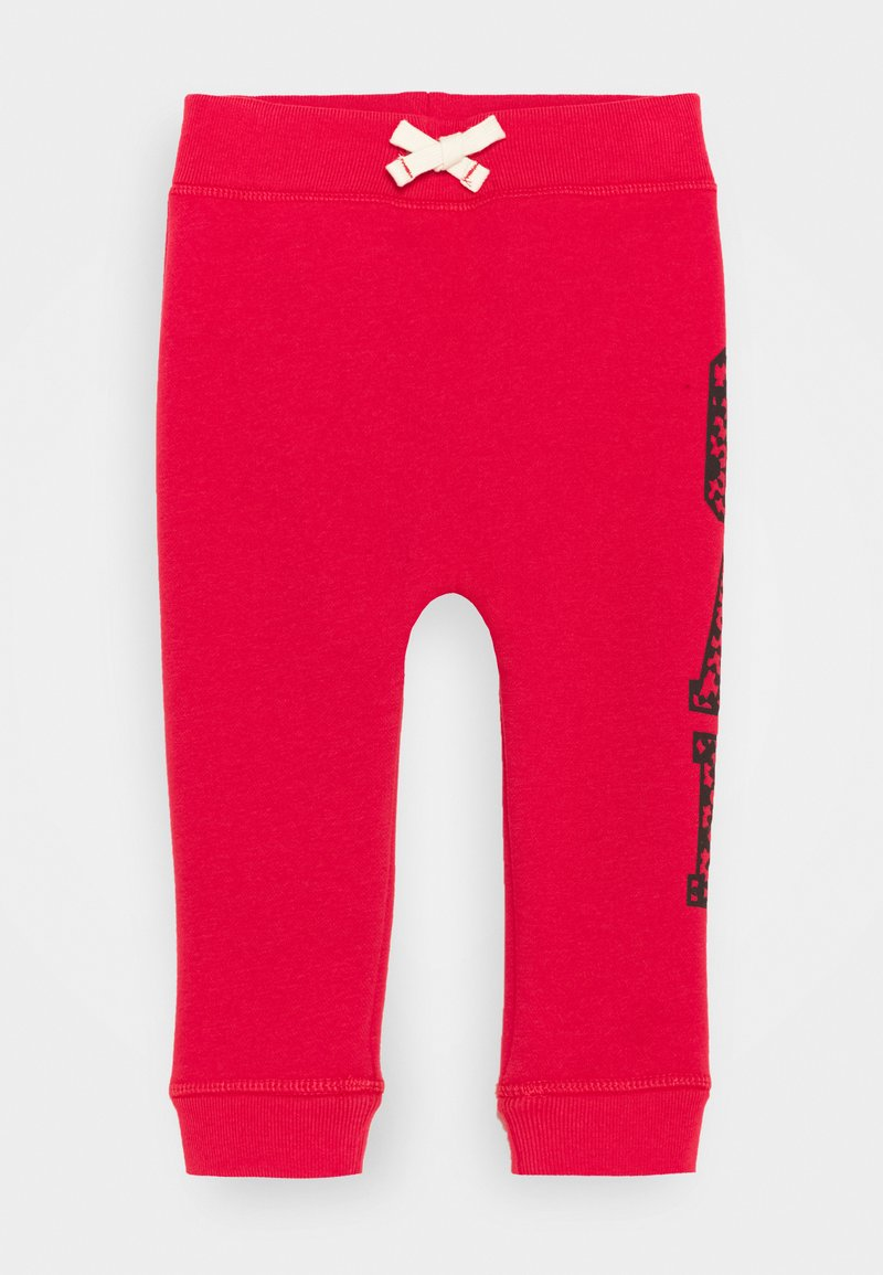 GAP - UNISEX - Trousers - modern red