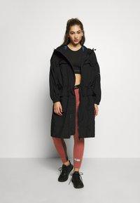adidas by Stella McCartney - PARKA - Treningsjakke - black - 1