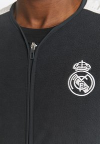 adidas Performance - REAL MADRID - Club wear - carbon/chalk white - 6