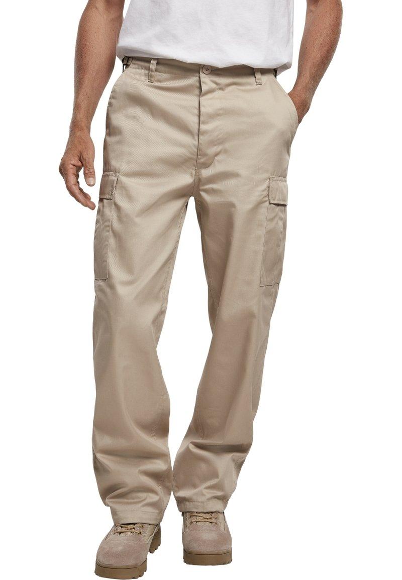 Brandit - Cargo trousers - beige