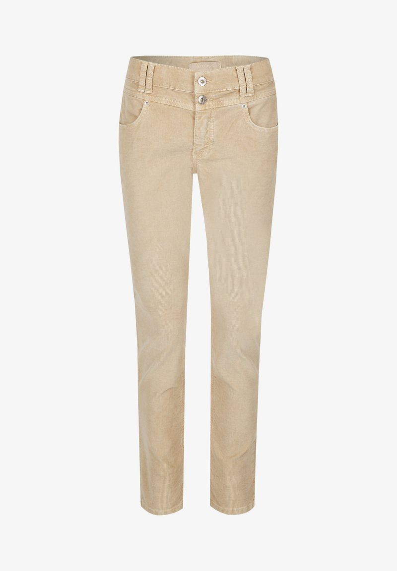 Angels - COLOURED CORD - Jeans Skinny Fit - camel