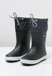 Aigle - GIBOULEE - Stivali di gomma - marine/blanc - 2