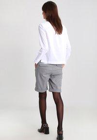 Opus - FULBA - Button-down blouse - white - 2