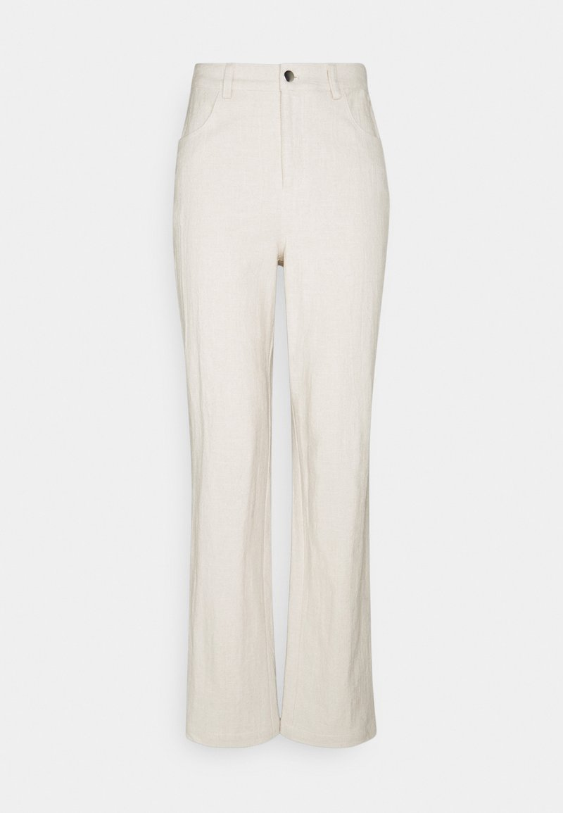 Nly by Nelly - POCKET PANTS - Broek - beige