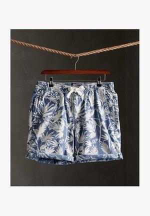 SUNSCORCHED - Shorts - chambray palm