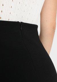 Part Two - JEMAJA SK - A-line skirt - black - 4