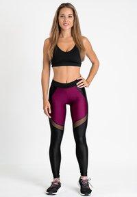 Zoe Leggings - Trikoot - multicolored - 1