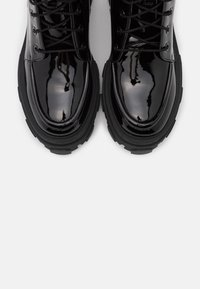 The Kooples - BOTTINE  - Lace-up ankle boots - black - 6