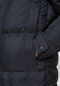 Henrik Vibskov - TILES LONG COAT - Winter jacket - navy - 9