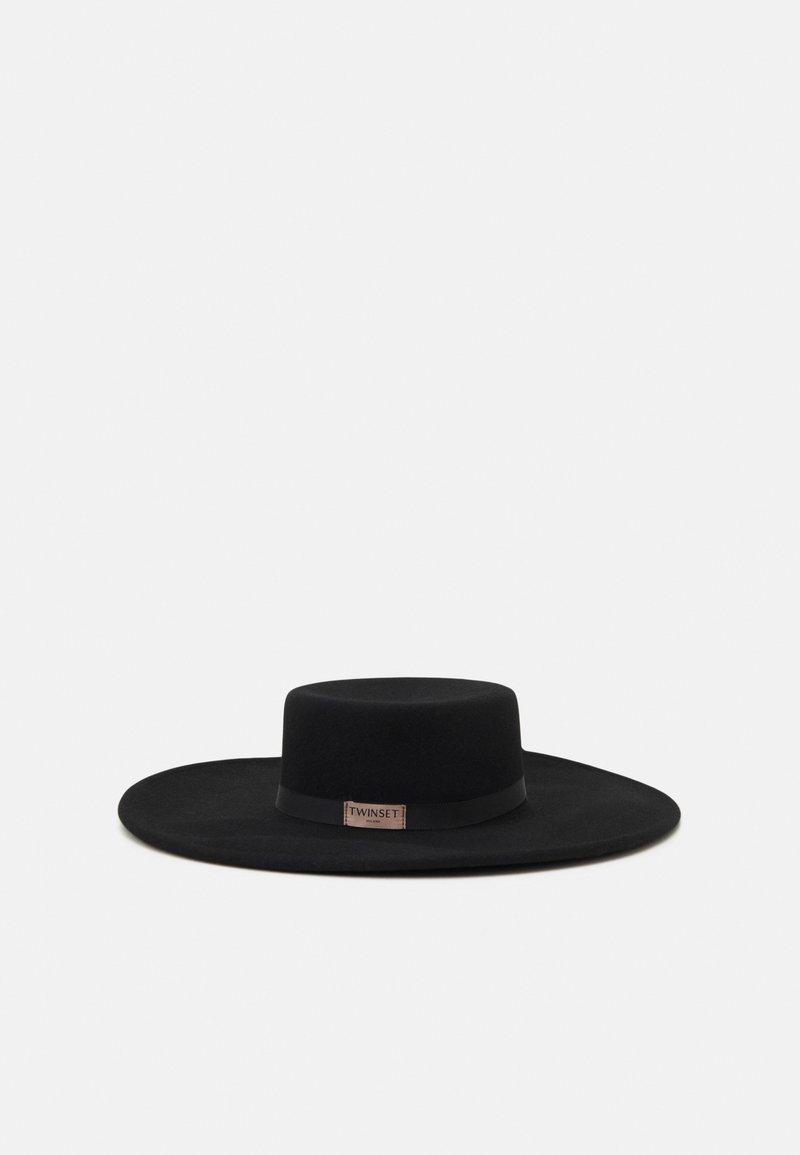 TWINSET - HAT - Chapeau - nero