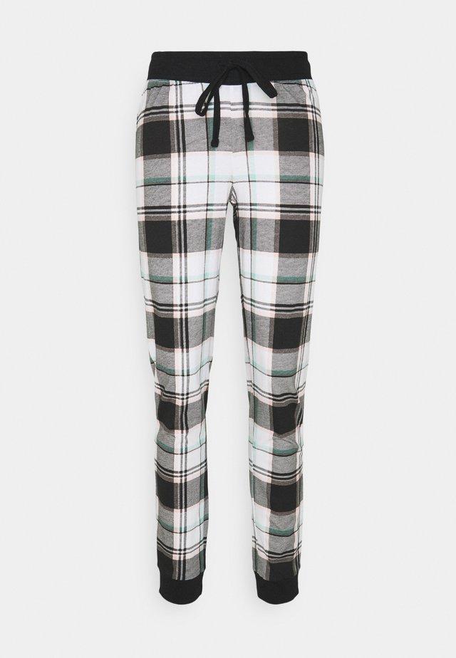 PANTS - Pyjamasbyxor - black