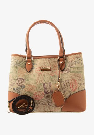 BORSA - Handbag - safari