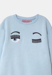 CHIARA FERRAGNI - KIDS FLIRTING - Sweatshirt - blue - 2