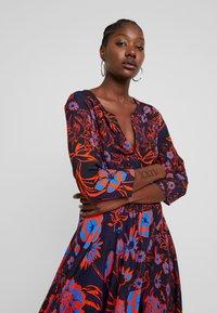 Desigual - Denní šaty - multi-coloured - 6