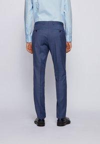 BOSS - JECKSON/LENON - Suit - dark blue - 4