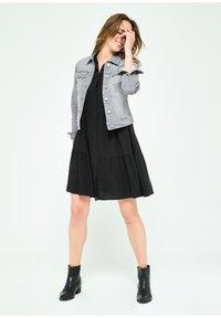 LolaLiza - Denim jacket - grey - 1