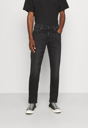 WASHINGTON JEANS - Straight leg jeans - denim black