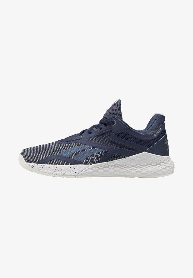 REEBOK NANO X SHOES - Sneaker low - blue