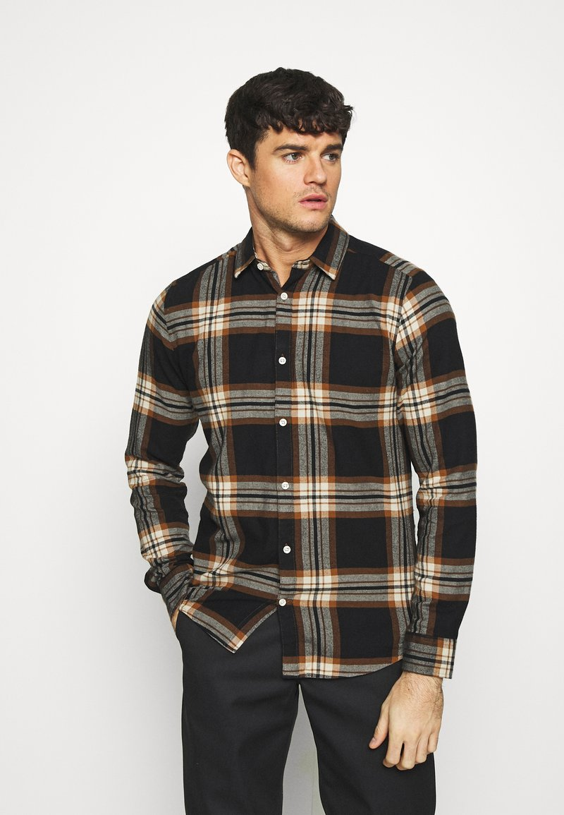 Only & Sons - ONSNEW OMAR - Shirt - brown