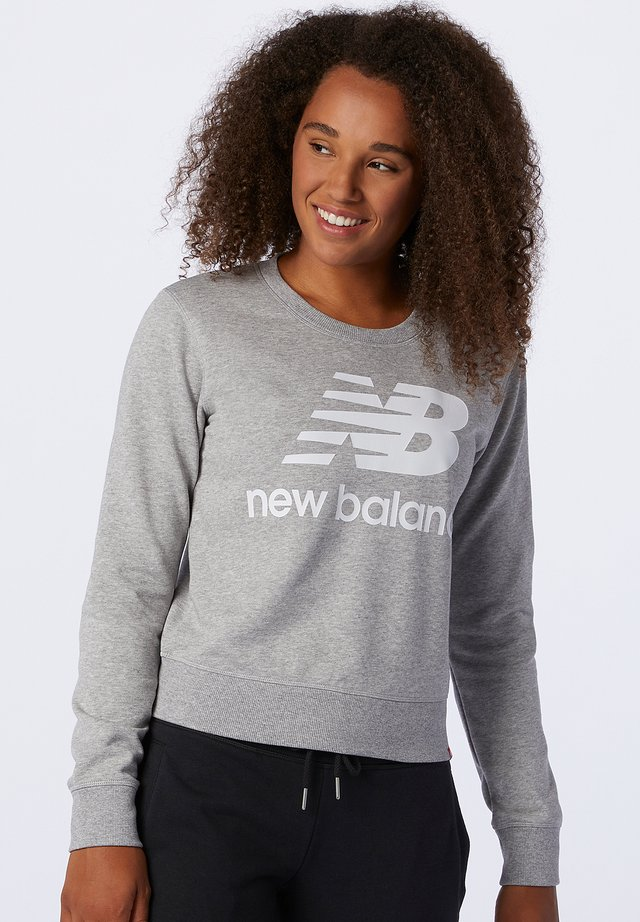Bluza - athletic grey/0