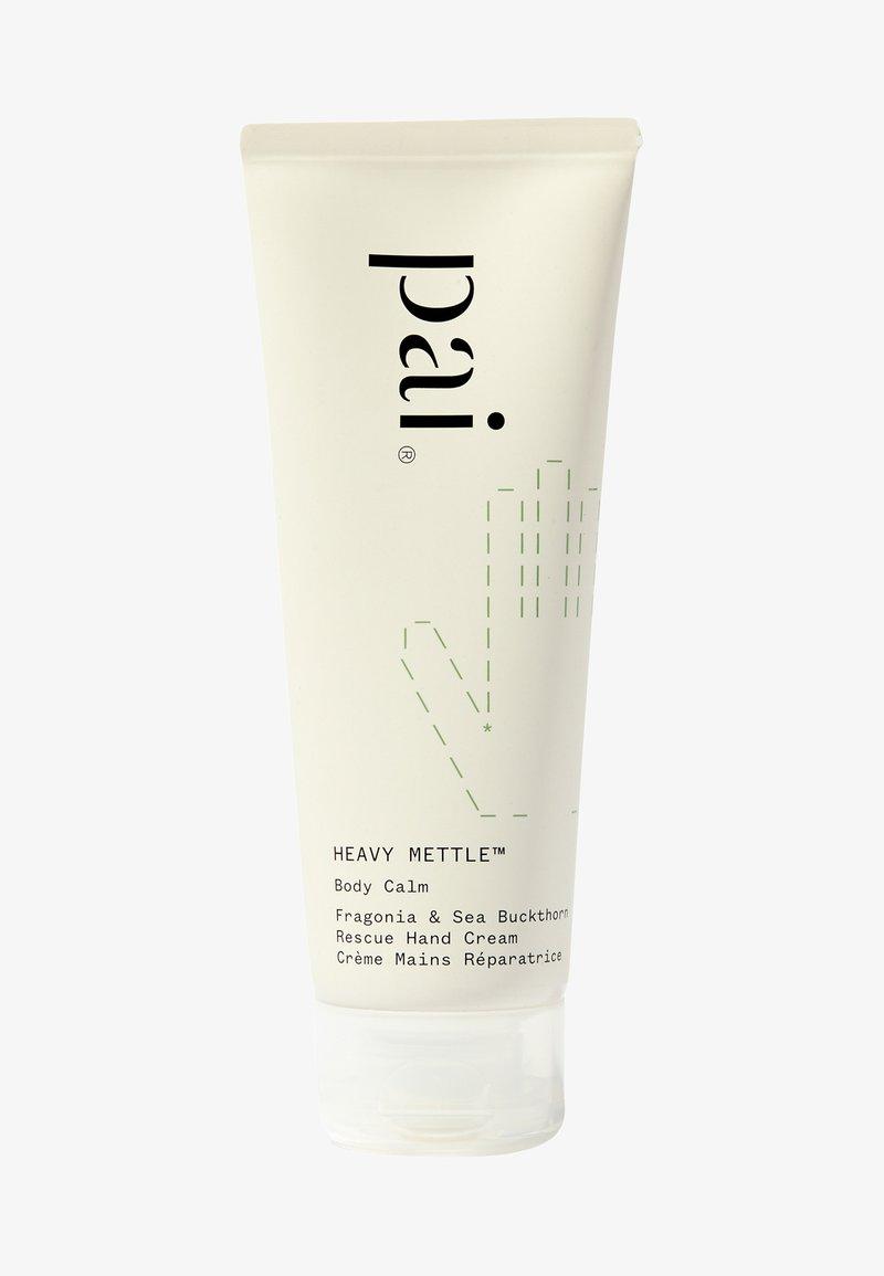 Pai Skincare - HEAVY METTLE - Hand cream - -